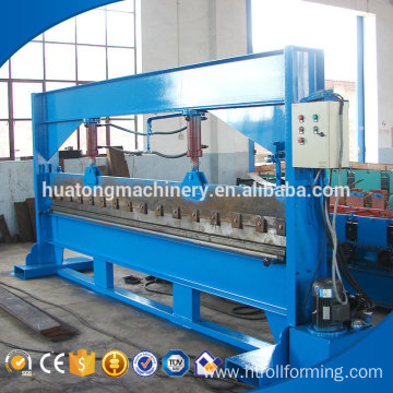 Long lifespan 4m hydraulic cardboard bending machine