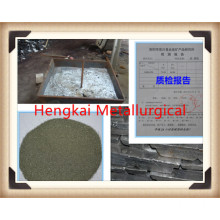 crude lead fire smelting copper removing agent