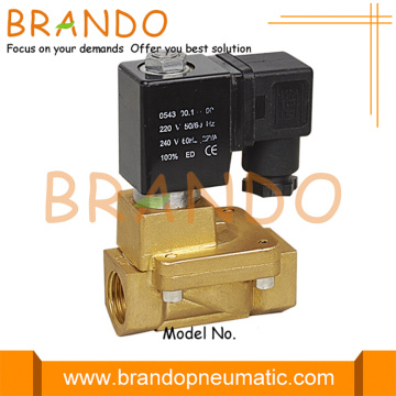 PU225 Series Guide Type 1/2'' Electromagnetic Solenoid Valve