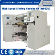 OPP CPP Ffilm Slitter and Rewind Machine