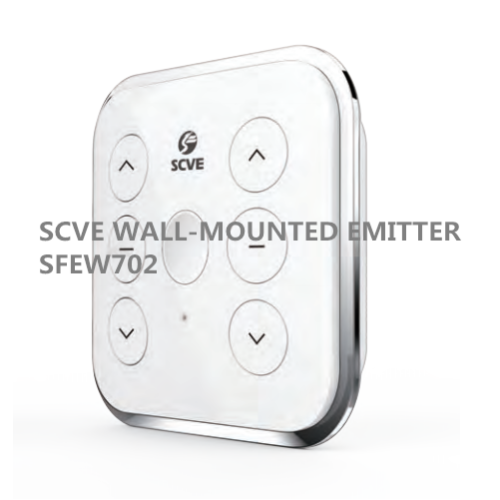 Wall-Mounted Emitter SFEW702 for Motor