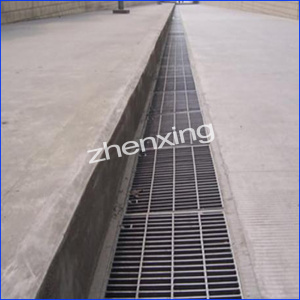 Galvanized Steel Drainage Grating