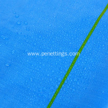 PE Woven Tarpaulin as cover in Construction Agriculture