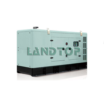 50KW Perkins Engine Diesel Power Generator Trailer Type
