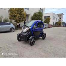 Handsome neighborhood electric car