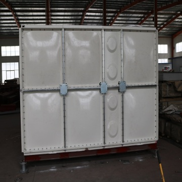 SMC GRP/FRP Assemble Water Tank & Sectional Panel Water Tanks