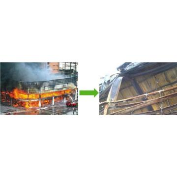 Steel Structure Fire Retardant Coating