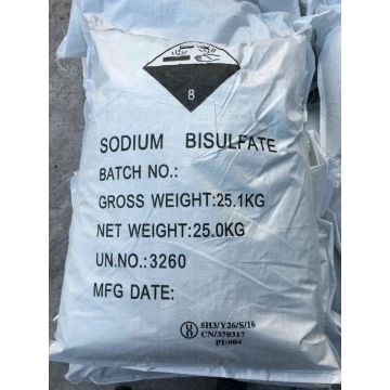 Sodium Bisulfate/sodium bisulphate anhydrous