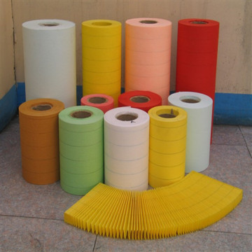 Automotive Panel Air Filter Paper