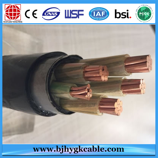 CU XLPE STA PVC POWER CABLE