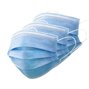 Disposable Non Woven 3ply Professional Face Mask
