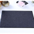 Professional pvc backed double ribbed mat