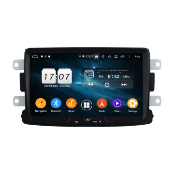 Android 9.0 car dvd player for Duster
