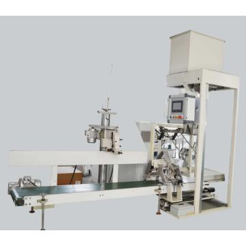 Salt automatic weighing packaging machine
