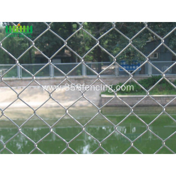 Antique Cheap And Fine Chain Link Fence Slat