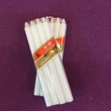 Cheap Good Quality White Pilla Snow Candles