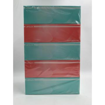 Blank box 250sheets Blank ox Facial Tissue