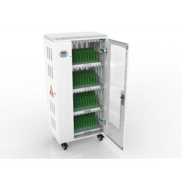 multi device charging station and storage cabinet