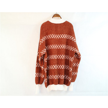 High Neck Girl Knit Cashmere Sweater