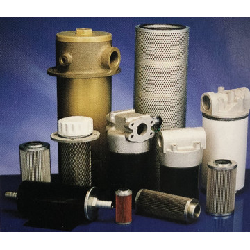 filter for construction machinery