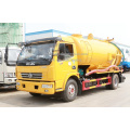 Brand New Dongfeng 8m³ Vaccum Sewage Suction Truck