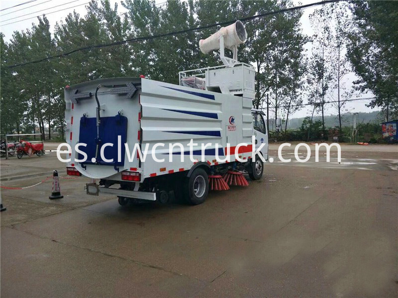 Industrial and Street Sweeper for Sale 5