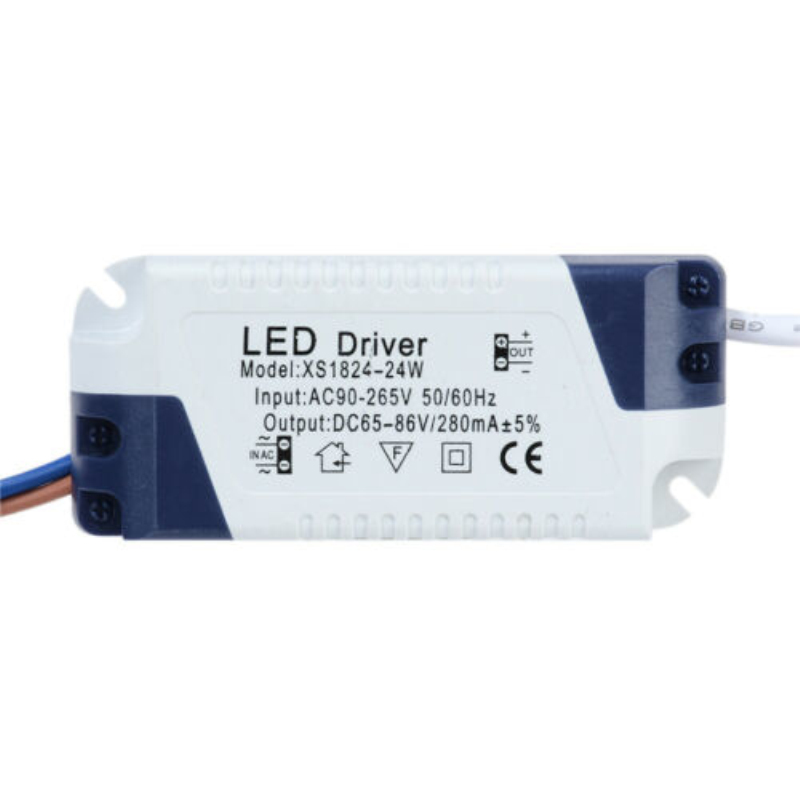 1PCS LED Constant Constant Current 1-3W 4-5W 4-7W 240mA LED Driver Plastic Shell Lamp Driver Light Transformer Chip 110-265V
