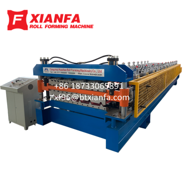 Double Layer Forming Machine for Wall Sheet
