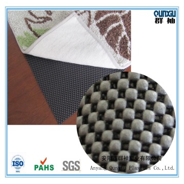 Eco-friendly PVC foam carpet underlay mat