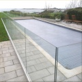 Clear Tempered Glass 12mm For Pool Fence