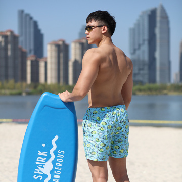 120GSM Quick Dry Water Repellent Man′s Swimming Short