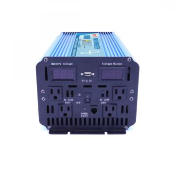 BELTTT Car Boat 1500W Pure Sine Wave Inverter