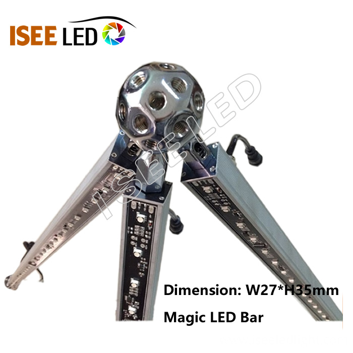 Magic LED bar 01