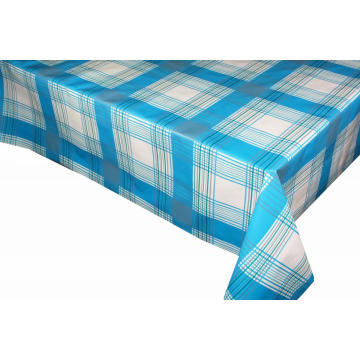 Elegant Tablecloth with Non woven backing Alternative