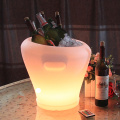 Attractive Plastic Bar Led Ice Bucket Table