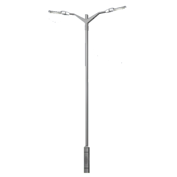 LED Outdoor Waterproof Street Light Pole