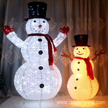 Led Christmas Festival Snowman for Christmas Decoration