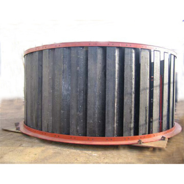 New Designed High Efficiency Powder Concentrator