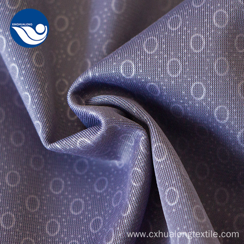 Super Poly Embossing Printed Cloth Lining Fabric