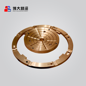 Nordberg Cone Crusher Spare Wear Parts Socket Liner