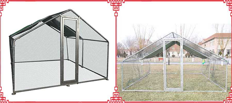 chicken kennels
