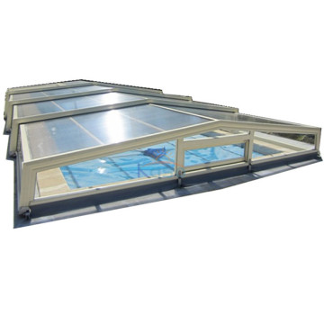 Safety Polycarbonate Swimming Pool Cover