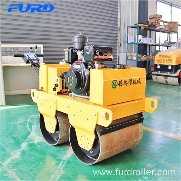 Diesel Vibrating Drum Road Roller in Compacting for Sale
