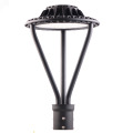 ETL DLC 9750lm 75Watt led post top lamp