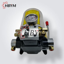 Synchronous Hydraulic Grease Pump For Concrete Pump