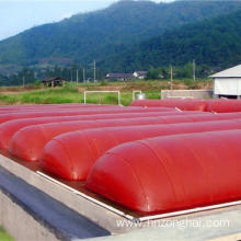 Agriculture Using And Biogas Tank Flexible PVC Water Storage Tank