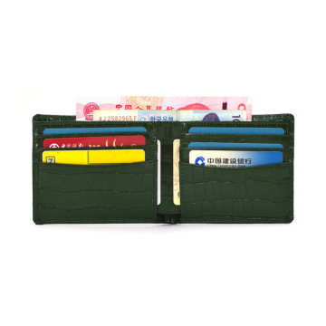 Ysure Eco-Friendly Minimalist Front Pocket Bifold Men Wallet
