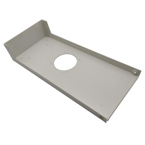 Complex Galvanized Steel Bending Base Plate Manufacturing