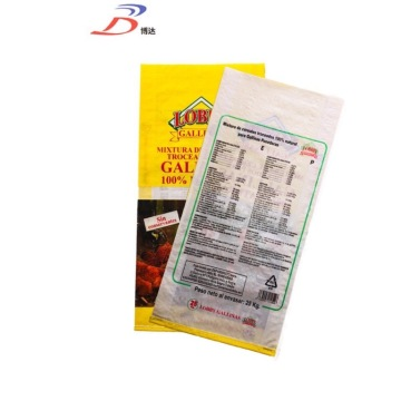 PP Woven Poultry Feed Bag Pakistan And Canada