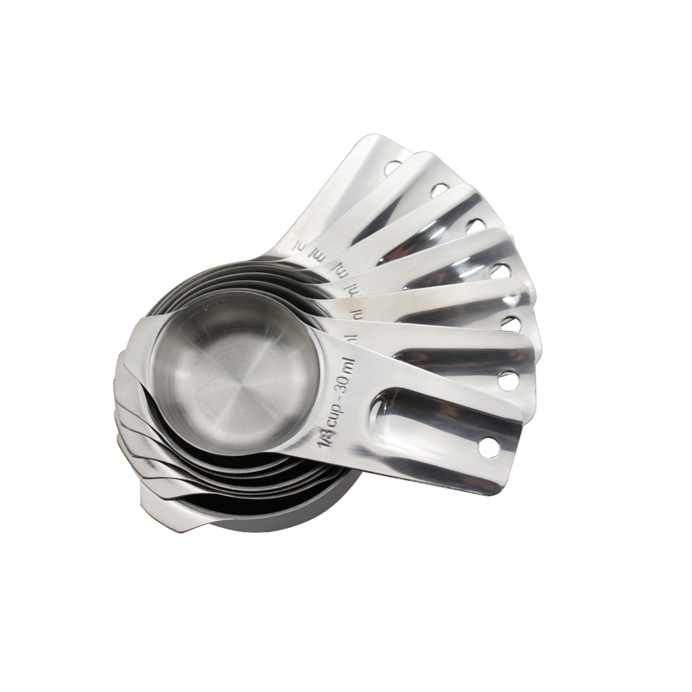 Premium Stainless Steel Adjustable Measuring Cup